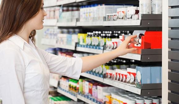 Ansa Bygg utför butiksrenovering för apoteket renen mitt i centrala Piteå