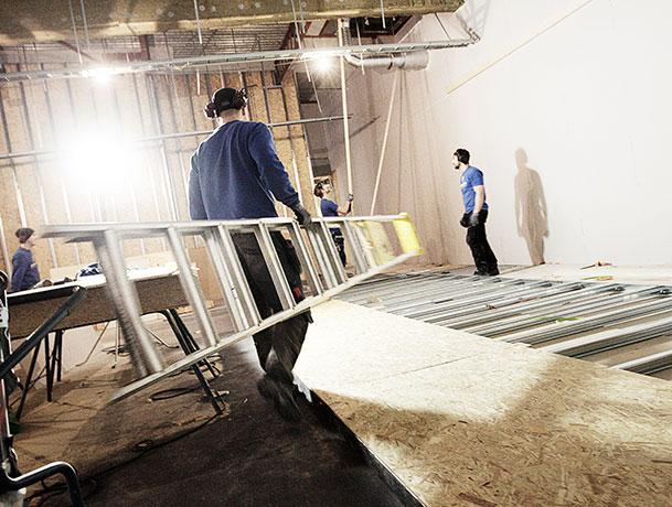 Ansa Bygg erbjuder ett komplett utbud av byggservice- och underhållstjänster